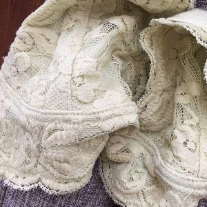 90673d2199ed1 Anemone Intimates   Sleepwear - Light green lace halter bralette